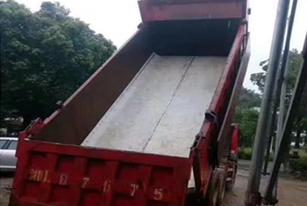 PE铺车底塑料板