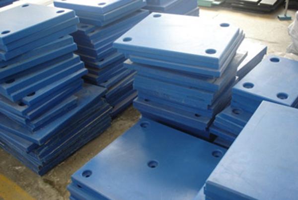 铺车底耐磨塑料滑板