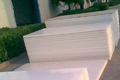 白色PE塑料板