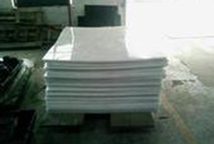 厂家直销PE聚乙烯塑料板白色防腐蚀耐酸碱铺车底滑板