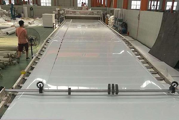 自卸车铺车底滑板